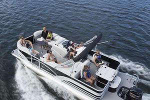 New Sylvan 8520 Mirage F-n-c Pontoon Boat For Sale