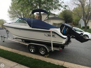 Used Boston Whaler Ventura 210 Bowrider Boat For Sale