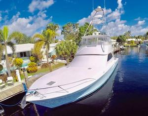 Used Viking 52 Convertible Fishing Boat For Sale