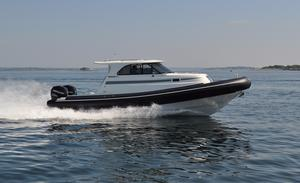 New Ribcraft Express 32 Pilothouse Boat For Sale
