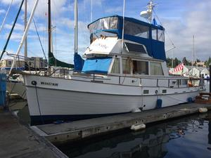 Used Grand Banks Tri-cabin Classic Trawler Boat For Sale