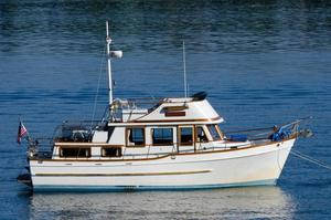 Used Universal Tri-cabin Trawler Motor Yacht For Sale