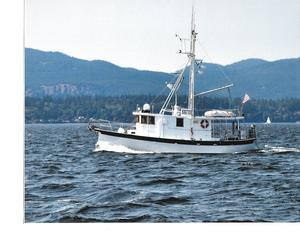 Used Willard Custom Lrc Trawler Boat For Sale