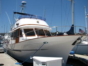 Used Hershine Trawler Boat For Sale