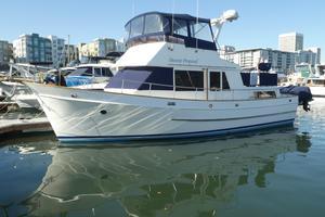 Used Davis 40' Trawler Boat For Sale
