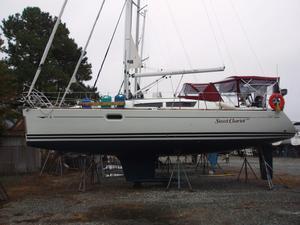 Used Jeanneau 36I Cruiser Sailboat For Sale