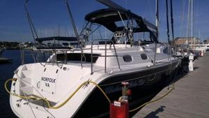 Used Marlow Hunter 50 Center Cockpit Cruiser Sailboat For Sale