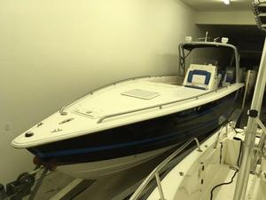 Used Concept 360 Center Console Center Console Fishing Boat For Sale