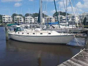 Used Caliber 40 Cruiser Sailboat For Sale