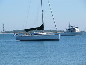 Used Custom Heinritz One-Off C/R Cruiser Sailboat For Sale