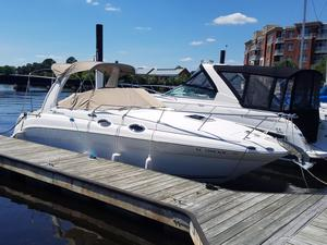 Used Sea Ray 260 Cuddy Cabin Boat For Sale