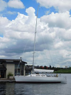 Used Tanton Custom 36.5 Cruiser Sailboat For Sale