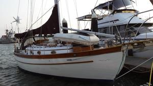 Used Union 36 Cutter Cruiser Sailboat For Sale