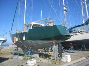 Used Bruce Roberts Pilothouse 44 Motorsailer Sailboat For Sale
