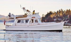 Used Grand Banks 42 Europa Trawler Boat For Sale