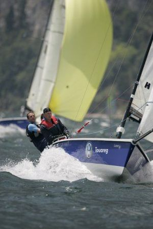 New Laser Performance SB3 Daysailer Sailboat For Sale