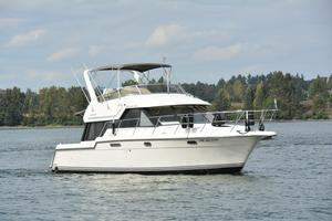 Used Carver Yachts Voyager Motor Yacht For Sale