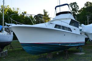 Used Owens Concorde Convertible Fishing Boat For Sale