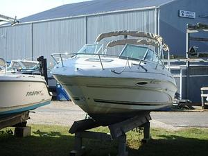 Used Sea Ray 215 Express Cruiser Boat For Sale