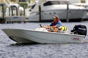 Used Boston Whaler 110 Sport Tender Boat For Sale