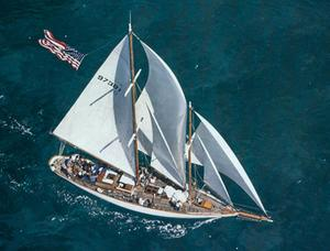Used Alden Staysail Schooner Antique and Classic Boat For Sale