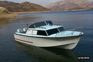 Used Glasspar Seafair Sedan Cuddy Cabin Boat For Sale
