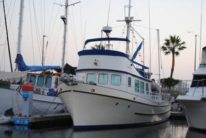 Used Marco Long Range Trawler Boat For Sale