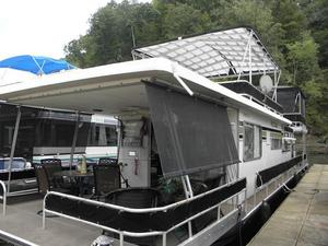 Used Sumerset 14x60 Houseboat House Boat For Sale