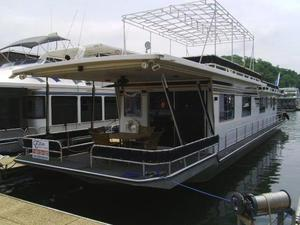 Used Sumerset 14 X 75 Houseboat House Boat For Sale