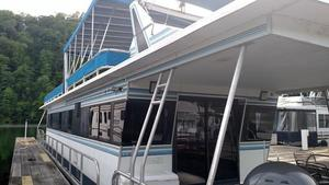 Used Jamestowner 16x72 Houseboat House Boat For Sale