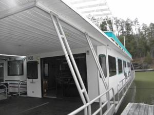 Used Jamestowner 18 X 65 Houseboat House Boat For Sale
