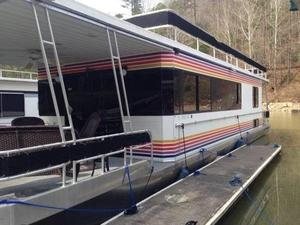 Used Jamestowner 14 X 54 WB Houseboat House Boat For Sale
