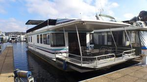 Used Stardust Cruisers 14.5 X 64 Houseboat House Boat For Sale
