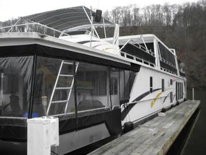 Used Fantasy 20 X 94 Houseboat House Boat For Sale