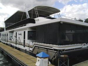 Used Horizon 18.5 X 88 Houseboat House Boat For Sale