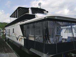 Used Funtime 17 X 78 Houseboat House Boat For Sale