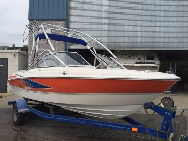 Used Maxum 1800 SR3 Other Boat For Sale