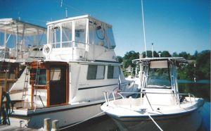 Used Nauset Sedan Downeast Fishing Boat For Sale