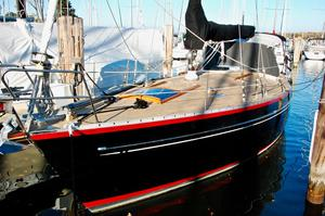 Used Sparkman & Stephens/ S&s Custom 38 Racer and Cruiser Sailboat For Sale