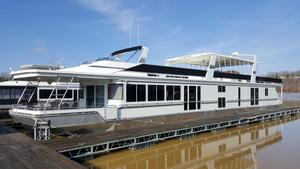 Used Fantasy 19x100 House Boat For Sale