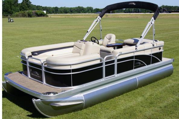 Used Bennington 20 SLMX Pontoon Boat For Sale