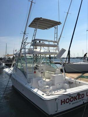 Used Luhrs 32 Open Cruiser Boat For Sale
