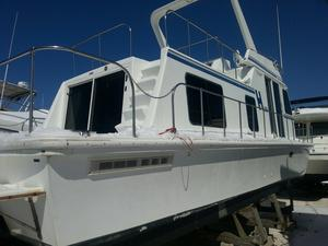 Used Holiday Mansion 370 Barracuda House Boat For Sale