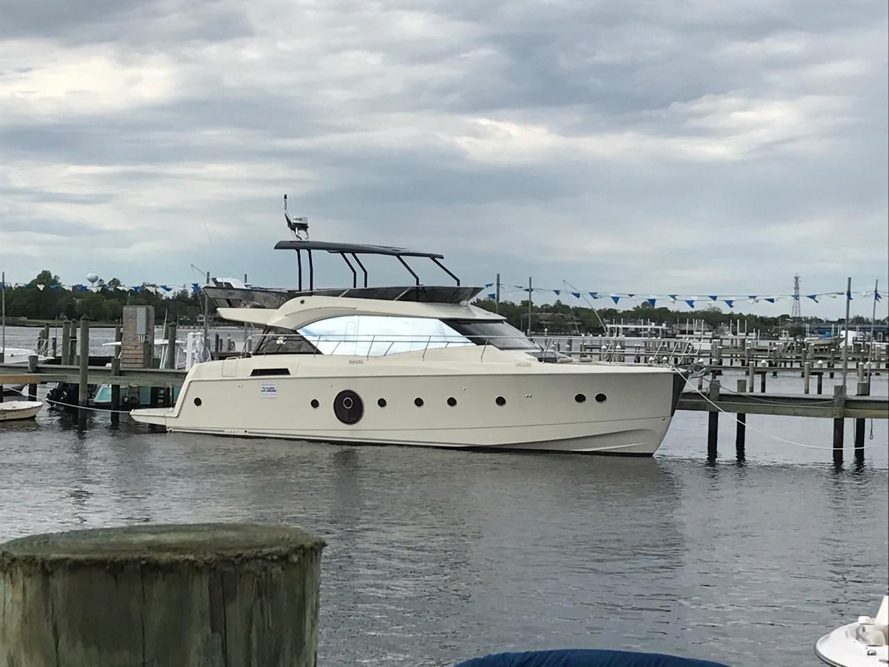 2017 New Beneteau Monte Carlo 6 Motor Yacht For Sale - Point ...
