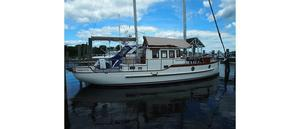 Used Lien Hwa Gatsby 45 Motorsailer Sailboat For Sale