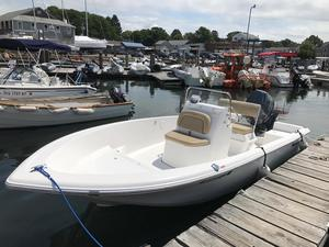 Used Tidewater 17CC Center Console Fishing Boat For Sale