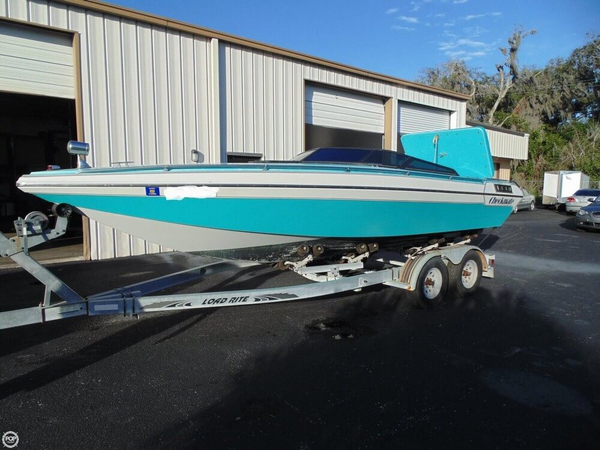 Used Checkmate Enforcer High Performance Boat For Sale