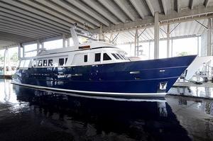 Used Jongert Long Range Cruiser Motor Yacht For Sale