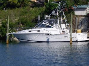 Used Proline 3310 Express Cruiser Boat For Sale