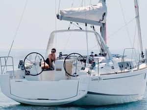 New Beneteau Oceanis 35.1 Cruiser Sailboat For Sale